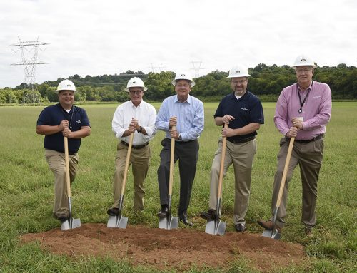 Under Construction: 1MW Plant for Middle Tennessee Community Solar