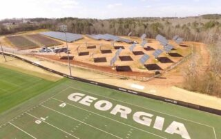 uga georgia power solar research facility