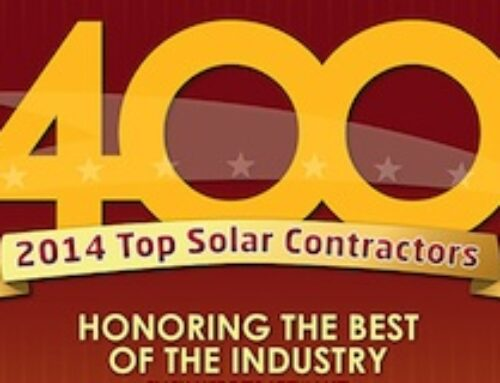 Radiance Ranks Among 2014's Top Solar Installers