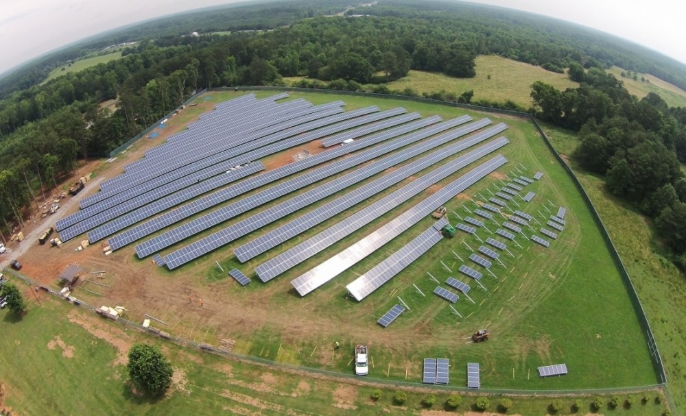 Radiance Solar Completes 1 MW Project for Walton EMC
