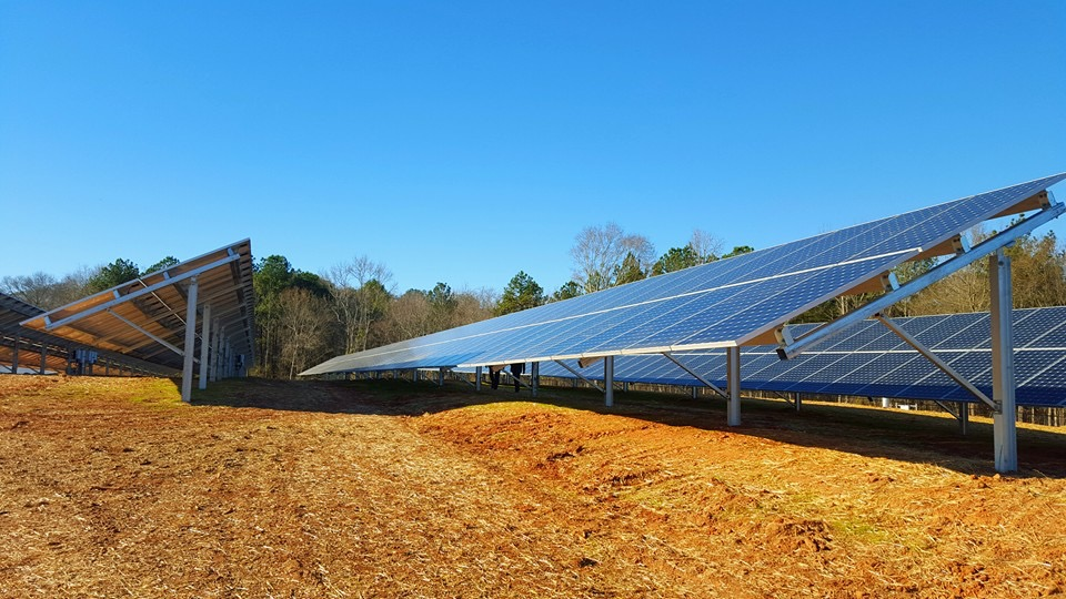 Georgia Power Solar Research Facility