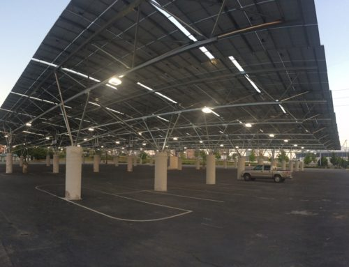 Atlanta Falcons Parking Canopy