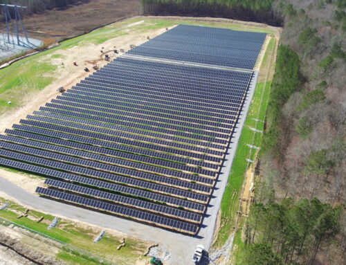 True Natural Gas Solar Farm